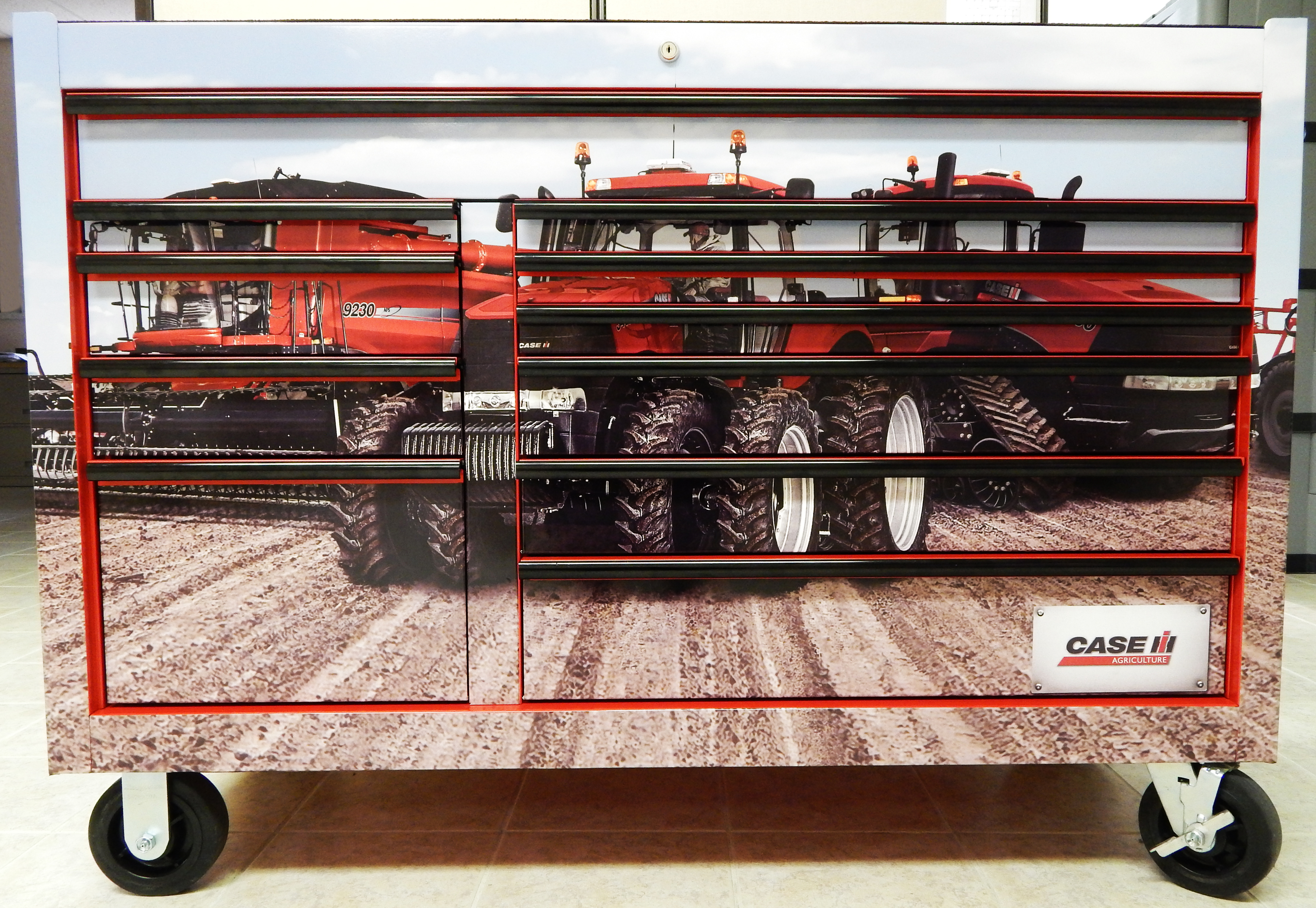Graphic-Wrapped-ToolBox-Snap-On-Case-Wisconsin-Screen-Process-Sign-Shoppe